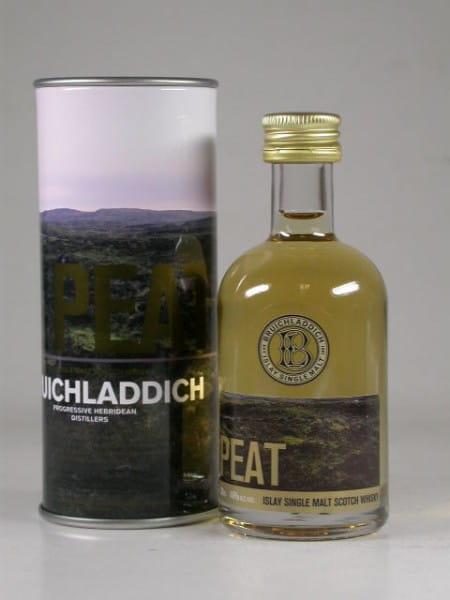 Bruichladdich PEAT 46%vol. 0,05l