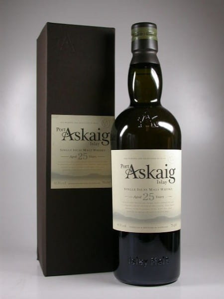 Port Askaig (Caol Ila) 25 Jahre Speciality Drinks Ltd. 45,8%vol. 0,7l