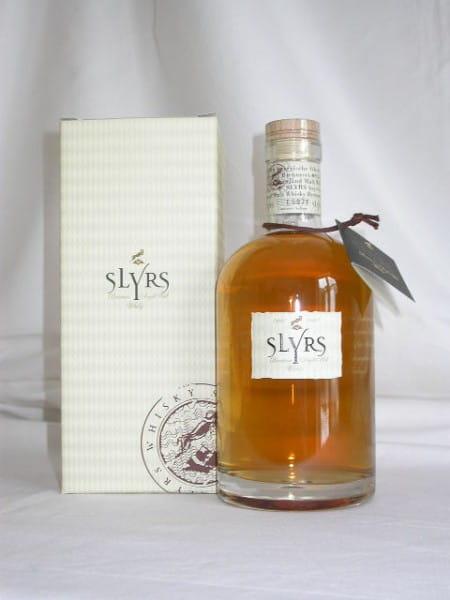 Slyrs 3 Jahre 2001/2004 43%vol. 0,7l