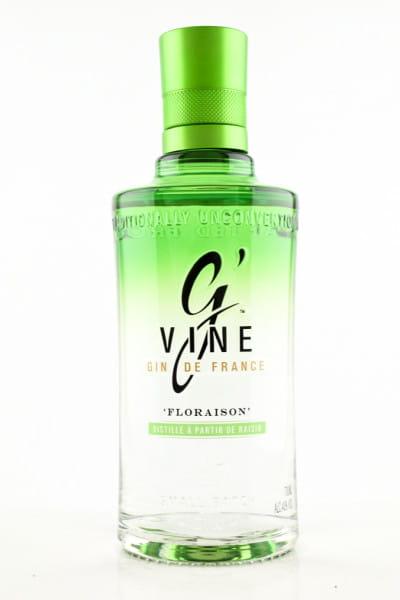 G' Vine Floraison Gin 40%vol. 0,7l