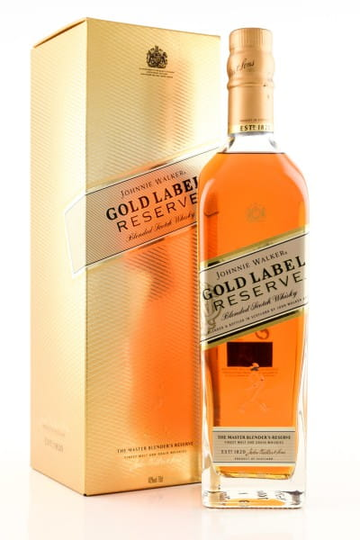 Johnnie Walker Gold Label Reserve 40%vol. 0,7l