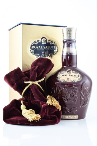 Chivas Regal Royal Salute 21 Jahre The Ruby Flagon 40%vol. 0,7l