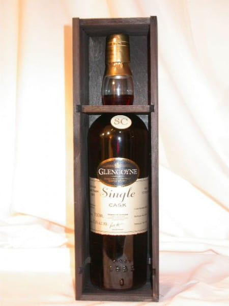 Glengoyne 1991/2005 Claret Finish Single Cask 57,4%vol. 0,7l