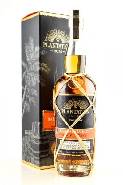 Plantation Barbados 6 Jahre Calvados 41,3%vol. 0,7l