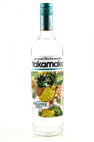 Takamaka Pineapple Liqueur 25%vol. 0,7l