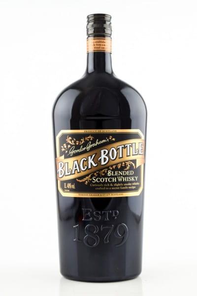 Black Bottle - Gordon Graham's Blended Scotch Whisky 40%vol. 1,0l