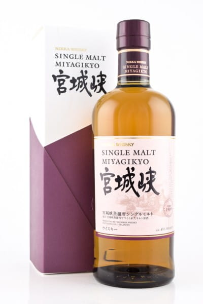 Nikka Miyagikyo 45%vol. 0,7l