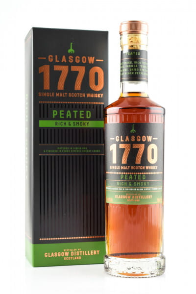 1770 Peated Rich & Smoky 46%vol. 0,5l