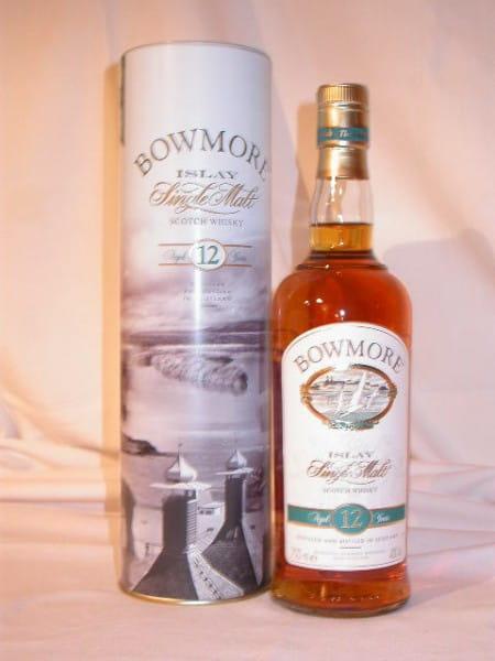 Bowmore 12 Jahre 40%vol. 0,7l Gift Tin - Motiv-Dose