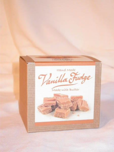 Vanilla Fudge 150g