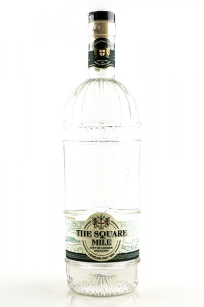 City of London Square Mile Gin 47,3%vol. 0,7l