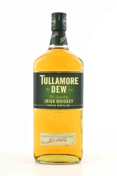 Tullamore Dew 40%vol. 1,0l