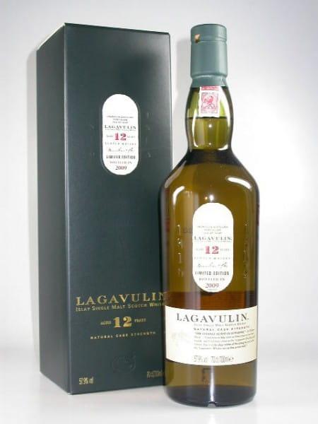 Lagavulin 12 Jahre Limited Edition 2009 57,9%vol. 0,7l