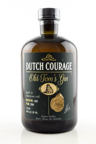 Dutch Courage Old Tom's Gin 40%vol. 1,0l