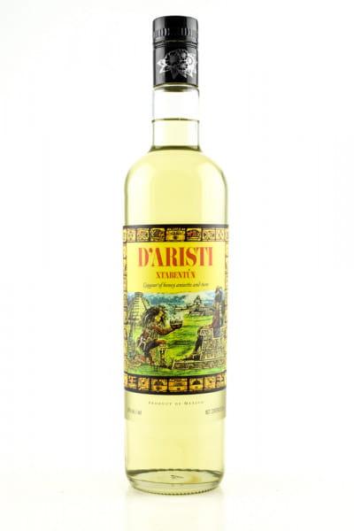 D'Aristi Xtabentún Liqueur 30%vol. 0,7l