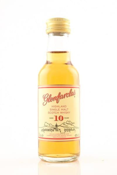 Glenfarclas 10 Jahre 40%vol. 0,05l