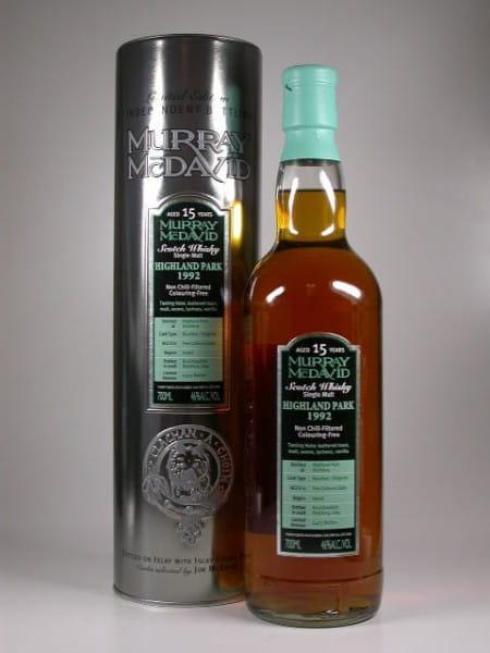 Highland Park 1992/2008 Bourbon/Viognier Murray McDavid 46%vol. 0,7l