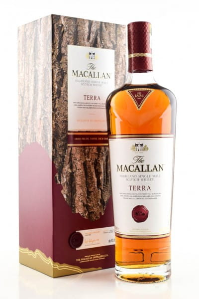 Macallan Terra 43,8%vol. 0,7l