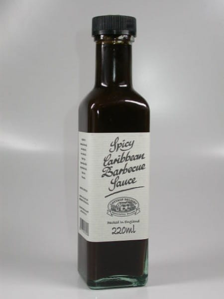 Spicy Caribbean Barbecue Sauce 220ml