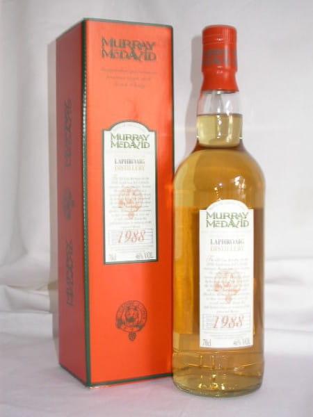 Laphroaig 1988/2002 Bourbon Murray McDavid 46%vol. 0,7l