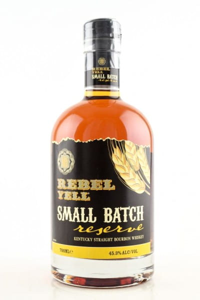 Rebel Yell Small Batch Reserve 45,3%vol. 0,7l