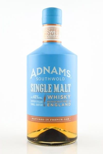 Adnams Single Malt Whisky 40%vol. 0,7l