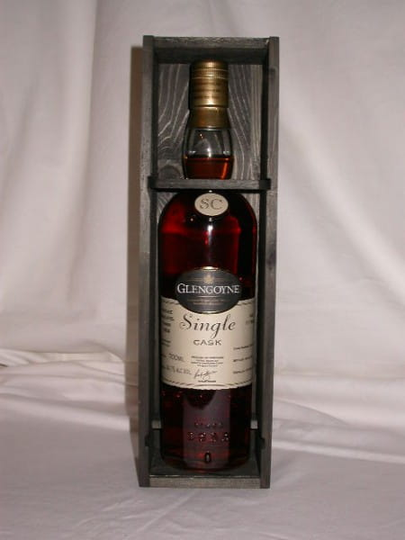 Glengoyne 1994/2006 Muscatel Finish Single Cask 44,1%vol. 0,7l