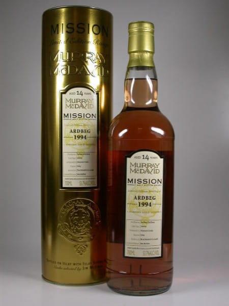 Ardbeg 1994/2008 Murray McDavid Gold Series 53,7%vol. 0,7l