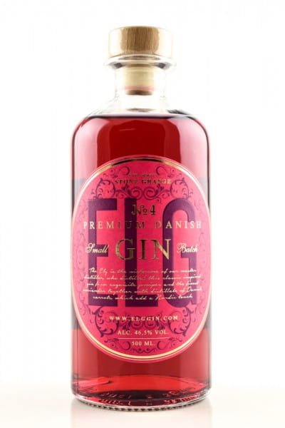 ELG No.4 Gin 46,5%vol. 0,5l