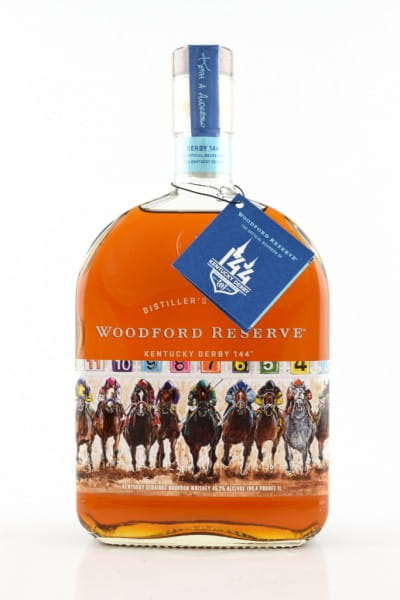 Woodford Reserve - Kentucky Derby 144 45,2%vol. 1,0l