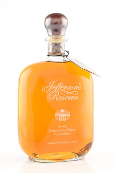 Jefferson's Reserve 45,1%vol. 0,7l