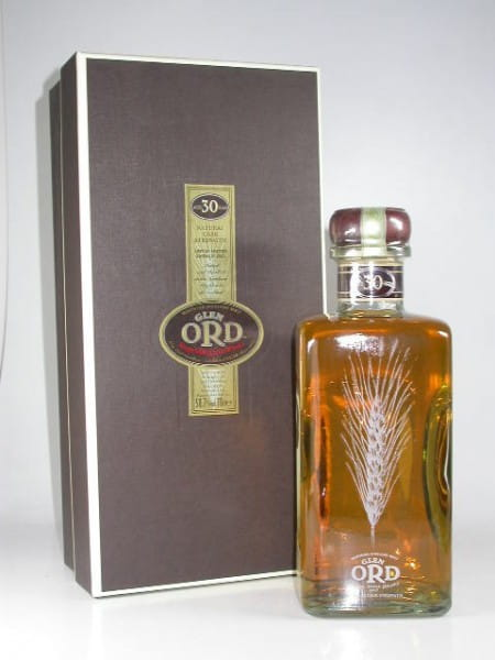 Glen Ord 30 Jahre Limited Edition Bottled 2005 58,7%vol. 0,7l