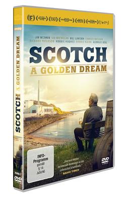 Scotch - A Golden Dream - DVD