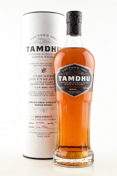 Tamdhu Batch Strength No. 003 Sherry Cask Matured 58,3%vol. 0,7l