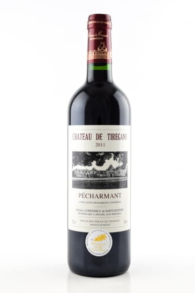 Pécharmant 2015 Bergerac Chateau de Tiregand 13,5%vol. 0,75l