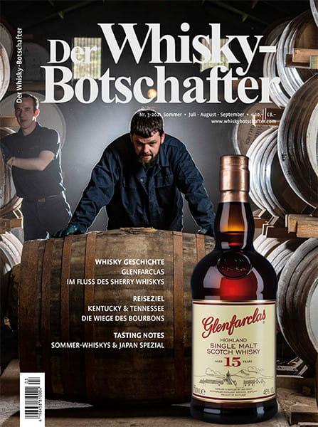 Der Whisky-Botschafter Heft 2021/3 Sommer