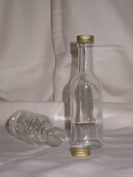 Tastingflasche mit Schraubverschluss 100ml