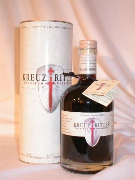 Kreuzritter Premium Kräuter-Bitter 30%vol. 0,5l