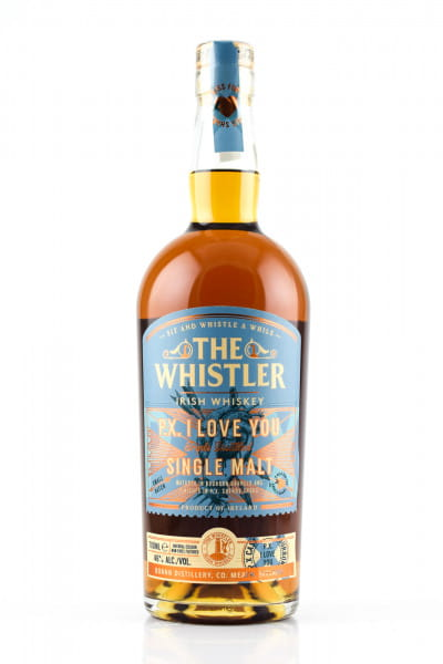 The Whistler PX I love you 46%vol. 0,7l