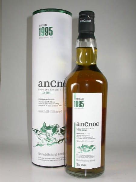 An Cnoc 1995/2010 46%vol. 0,7l