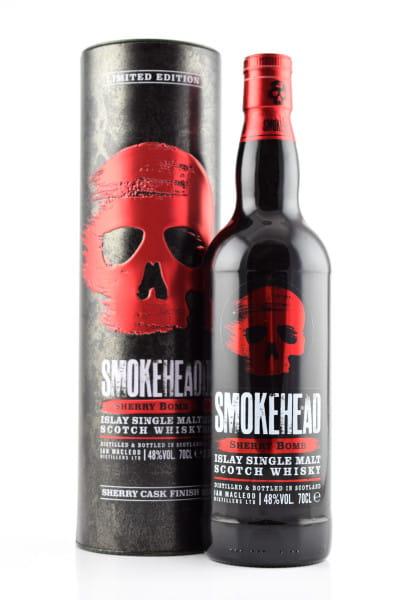 Smokehead Sherry Bomb Limited Edition 48%vol. 0,7l