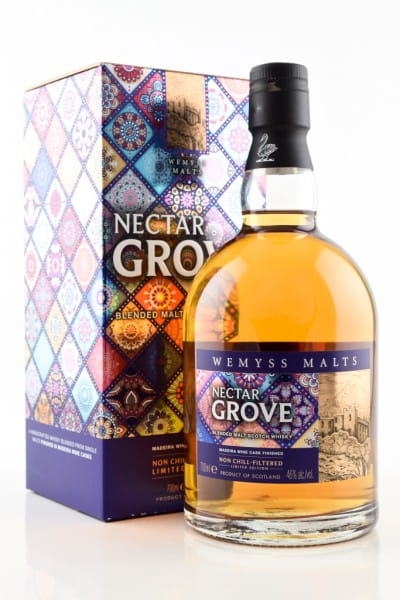 Nectar Grove Wemyss Malts 54%vol. 0,7l