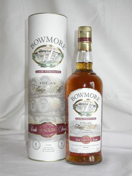 Bowmore Cask Strength 56%vol. 0,7l