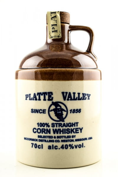 Platte Valley Corn Whiskey 40%vol. 0,7l