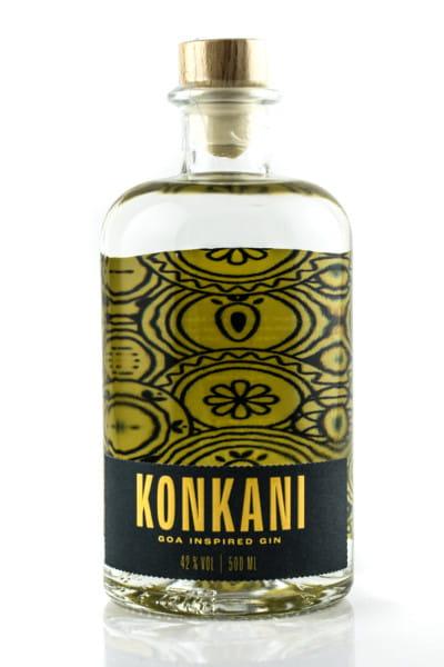 Konkani Goa Inspired Gin 42%vol. 0,5l