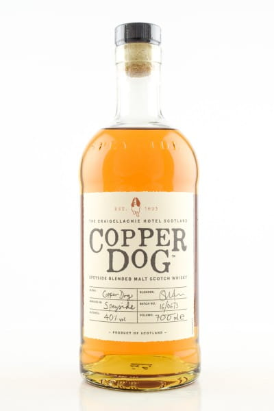 Copper Dog 40%vol. 0,7l