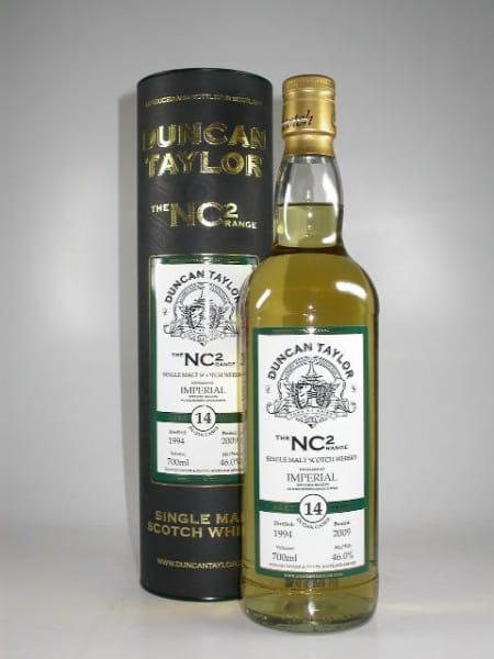 Imperial 1994/2009 The NC2-Range Duncan Taylor 46%vol. 0,7l