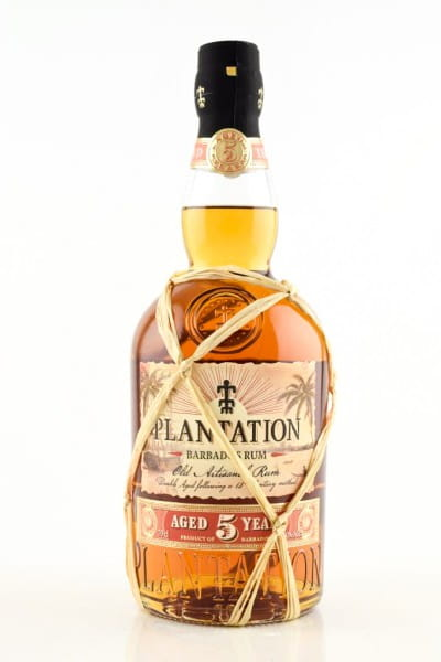 Plantation Barbados 5 Jahre 40%vol. 0,7l