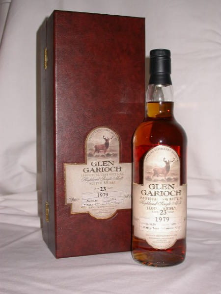 Glen Garioch 23 Jahre 1979 Hogshead 56,4%vol. 0,7l