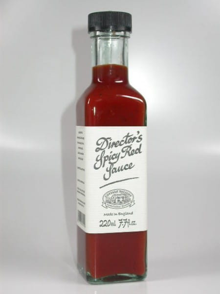 Director's Spicy Red Sauce 220ml